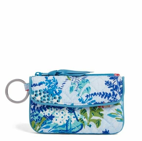 Vera Bradley Handbags - Vera Bradley Shore Thing ID wallet
